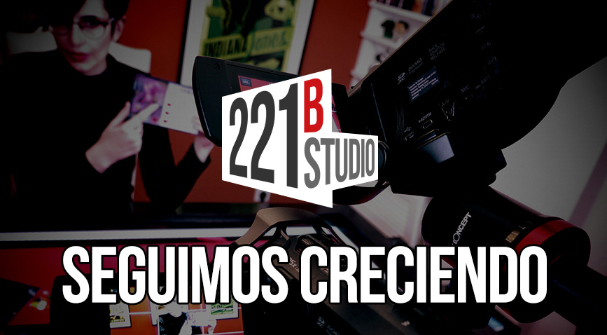 221b Studio- Estudio creativo de diseño y marketing